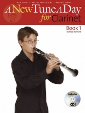 a-new-tune-a-day-clarinet-book-1