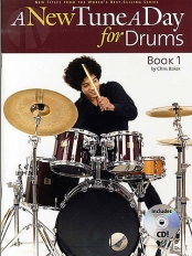a-new-tune-a-day-drums-book-1